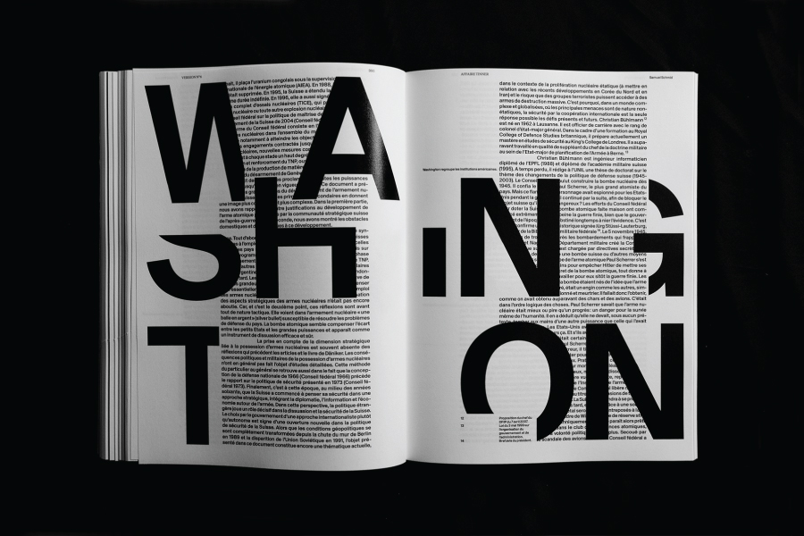 Swiss Graphic Design by ECAL